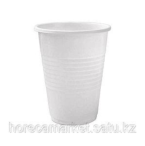 Пластиковые стаканы 180 мл (100 шт)