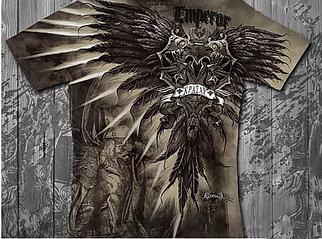 «Империя коричневая» – тотальная футболка мужская