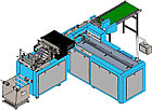 BAG-SEALER 260 автомат для вкладки карт, книг и т.п. в пластиковые конверты с клеевой застежкой, фото 2