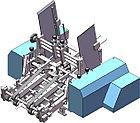 BAG-SEALER 260 автомат для вкладки карт, книг и т.п. в пластиковые конверты с клеевой застежкой, фото 4