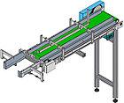 BAG-SEALER 260 автомат для вкладки карт, книг и т.п. в пластиковые конверты с клеевой застежкой, фото 5