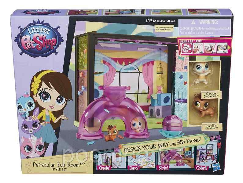 "Littlest Pet Shop""Детская комната"""