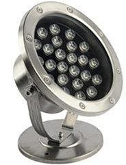 Подводные светильники для бассейнов и фонтанов 24Вт - RGB