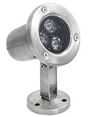 Подводные светильники для бассейнов и фонтанов 3Вт-Теплый белый