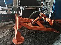 Отвал подбарьерный МТЗ  (Передненавесной), фото 1