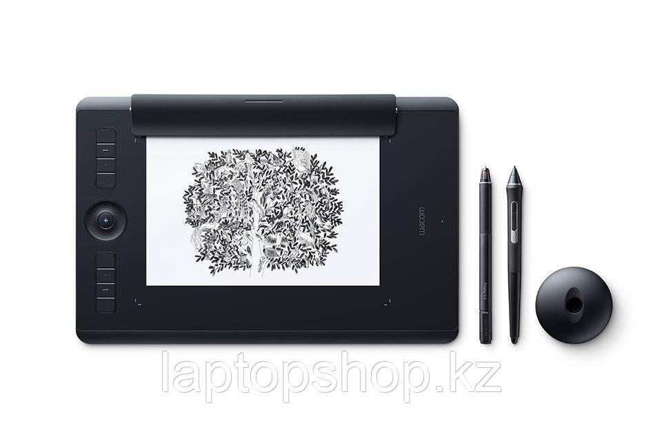 Графический планшет, Wacom, Intuos Pro Medium Paper Edition R/N (PTH-660P-N)
