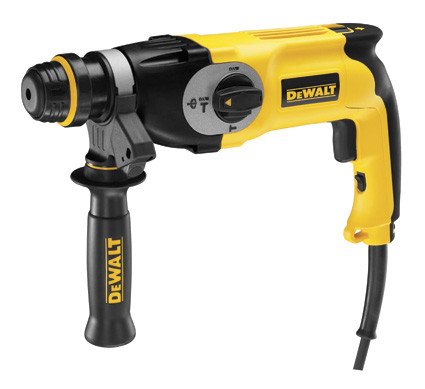 Перфоратор SDS-Plus DeWalt, D25124K,