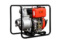 Мотопомпа Magnetta дизельная DP100-186F