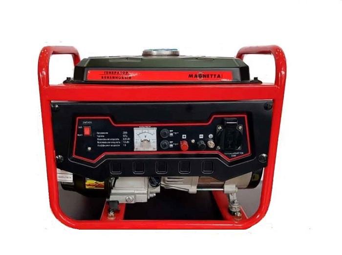 Генератор Magnetta бензиновый GFE1200