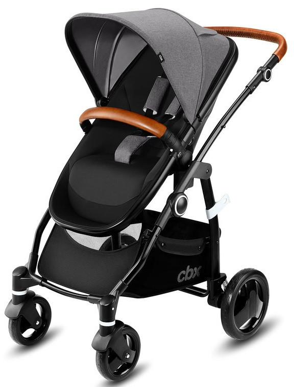 Коляска Cybex 2в1 CBX by Leotie Lux (Коляска 2в1 CBX by  Cybex Leotie Lux Smoky Anthracite)