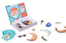 Магнитный пазл Happy Baby IQ-Book