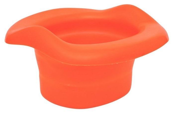 Универсальная вкладка Roxy kids для дорожных  горшков Оранжевый (Универсальная вкладка Roxy kids для дорожных горшков Оранжевый)