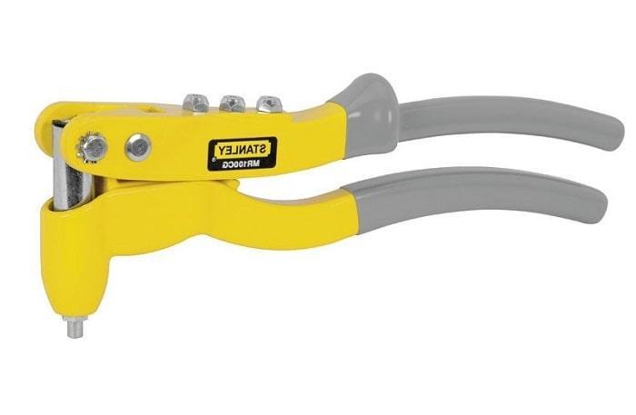 Заклепочник Stanley Contractor Grade Riveter для заклепок  2-5 мм 6-MR100 (STANLEY, 6-MR100, МОЛОТОК