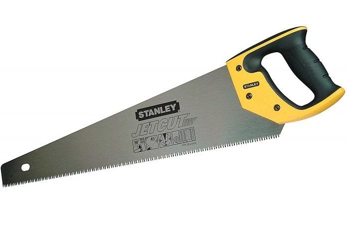 "Ножовка по дереву Stanley Jet-Cut SP 450 мм 2-15-283 (STANLEY,  2-15-283, НОЖОВКА ПО ДЕРЕВУ ""JET-CUT"" С"