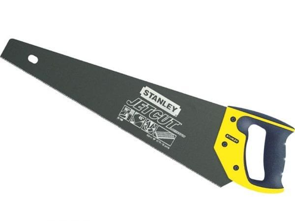 "Ножовка по дереву Laminator 450мм Jet-Cut Stanley 2-20-180  (STANLEY, 2-20-180, НОЖОВКА ПО ДЕРЕВУ ""JET-CUT"