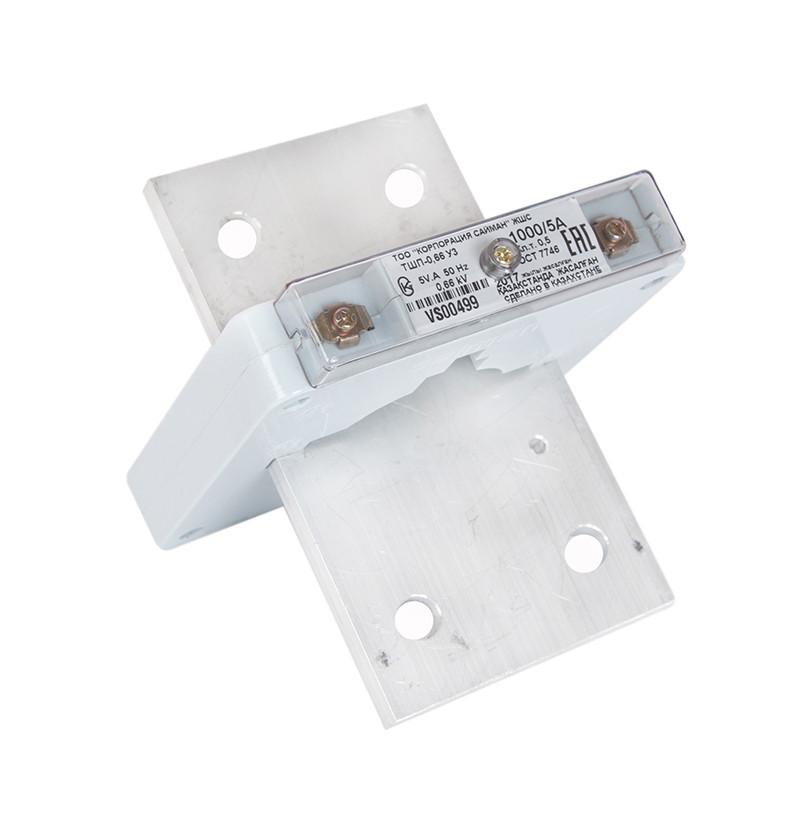 Трансформатор тока 1000/5 ТШП-0,66 (Сайман)