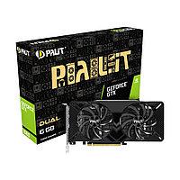 Видеокарта PALIT GTX1660 DUAL 6G