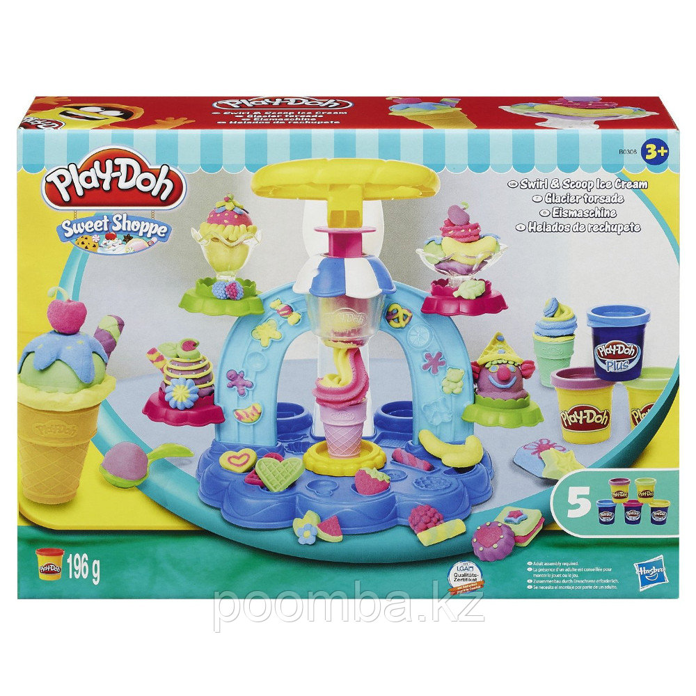 """Игровой набор """"Фабрика мороженого"""" Play-Doh"""