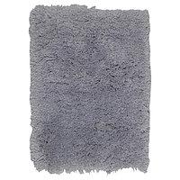 Коврик для ванной АЛЬМТЬЕРН серый, 65x100 см ИКЕА, IKEA