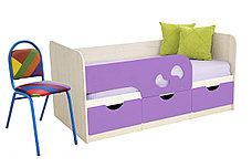 Комплект мебели для детской Минима, Лиловый, БТС(Россия), фото 3