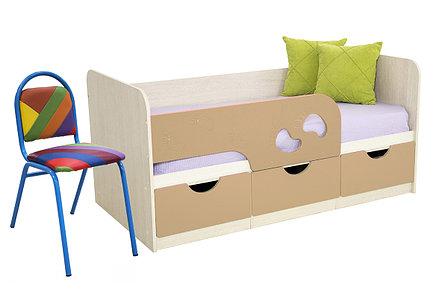 Комплект мебели для детской Минима, Крем, БТС(Россия), фото 2