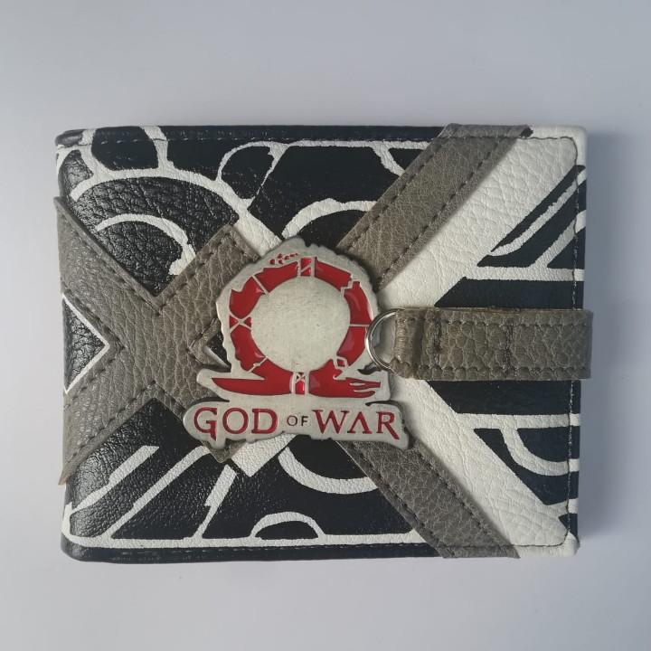 Кошелек God of War