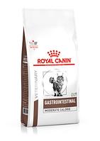 Royal Canin Gastrointestinal Moderate Calorie Cat сухой корм для кошек с нарушениями пищеварения, фото 1