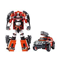 Трансформер - Атлон Амбулан S3 (Young Toys, Южная Корея), фото 1
