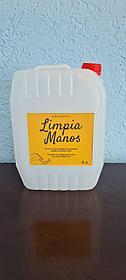 Антисептик для рук Limpia Manos 5 л