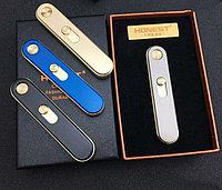 Зажигалка USB Honest спиралью. Подарок мужчине., фото 1