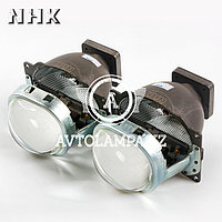 "NHK D2S Q5 Square lens3"" LHD квадратная линза"