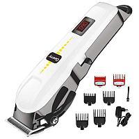 Профессиональная машинка для стрижки волос Progemei 6018., фото 1