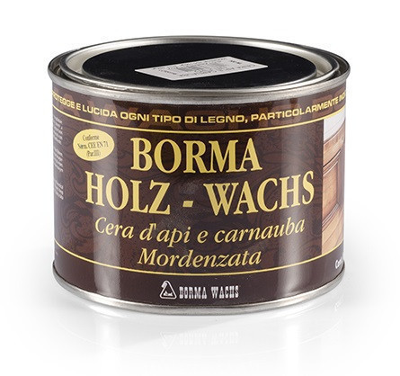 Пчелиный воск HOLZWACHS - желтый 120 0.5 л