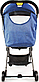 Супер легкая коляска Y-1 с чехлом на ножки, фото 4