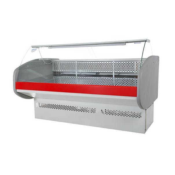 Витрина холодильная Скандинавия 7-2П210С new