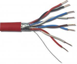 КСРЭВнг(А)-FRLS 4х2х0,97 (0,75кв мм) кабель огнестойкий