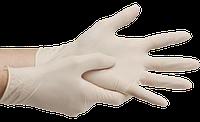 """Перчатки хирургические латексные """"Panagloves"""" 100 шт с анатомическими манжетами"""