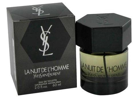 Yves Saint Laurent Yves Saint Laurent La Nuit De L`Homme Тестер 100 ml (edt)