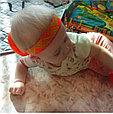 Защита  для головы оранжевая, фото 4