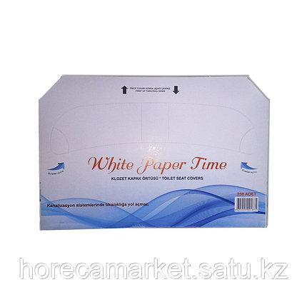 Бумага для крышки унитаза 250 листов, фото 2
