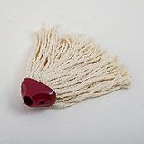 Насадка для швабры верёвочная «Миди», цвет МИКС, фото 2