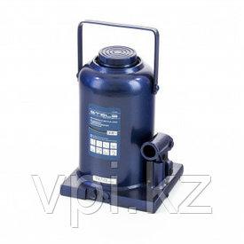 Домкрат гидравлический, бутылочный,  32т. 260-420мм,  STELS