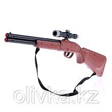 Ружье «Егерь», при выстреле издает хлопок