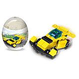 Конструктор в яйце «Городской транспорт», 6 видов МИКС, фото 4
