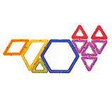 Конструктор магнитный, 4 вида, МИКС, фото 6