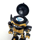 Робот «Космовоин», стреляет дисками, цвета МИКС, фото 2