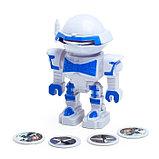 Робот «Космовоин», стреляет дисками, цвета МИКС, фото 3