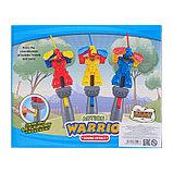 Робот ручной «Воин», цвета МИКС, фото 8