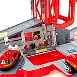 Парковка «Пожарная служба», свет и звук, фото 2