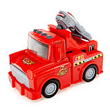 Парковка «Пожарная служба», свет и звук, фото 5